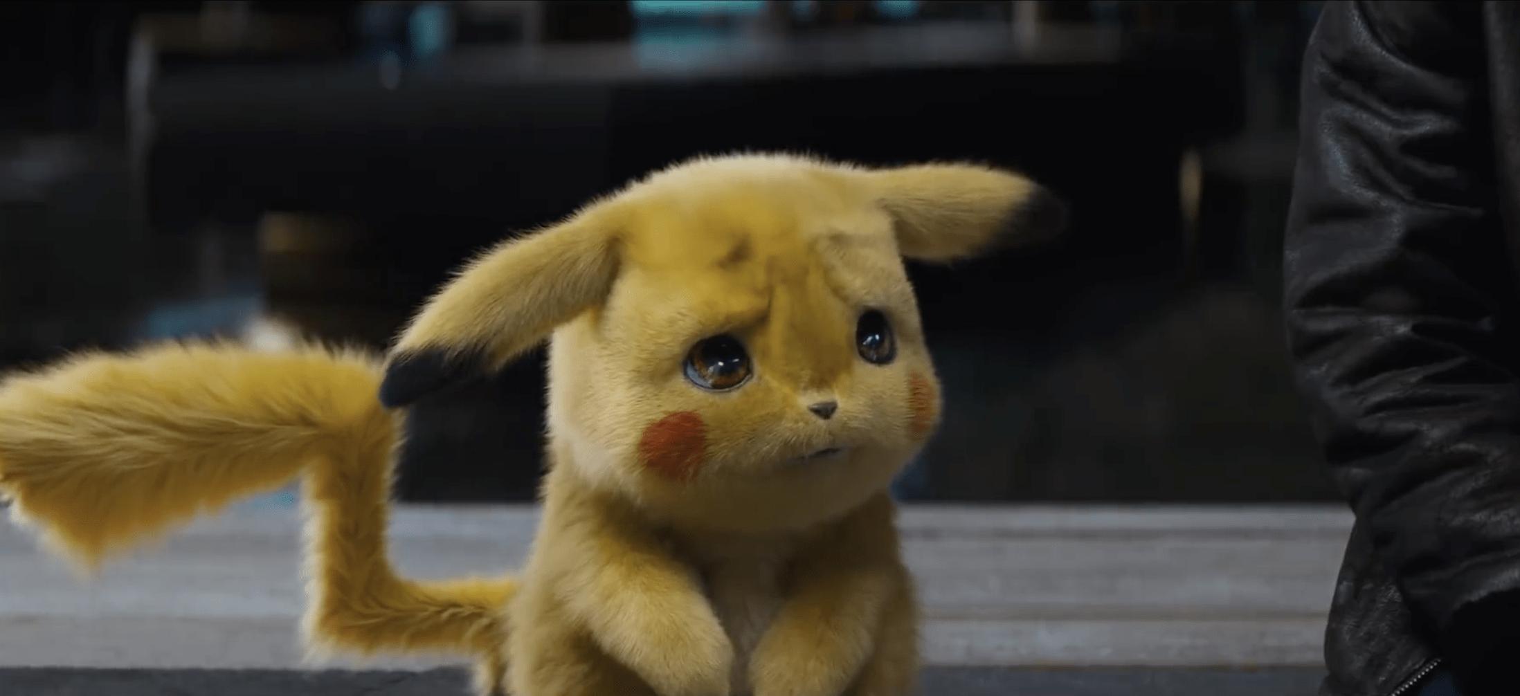 Detective Pikachu Wallpapers Top Free Detective Pikachu