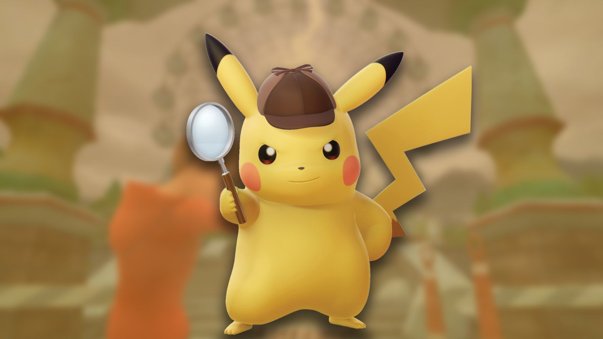 Detective Pikachu Wallpapers Top Free Detective Pikachu