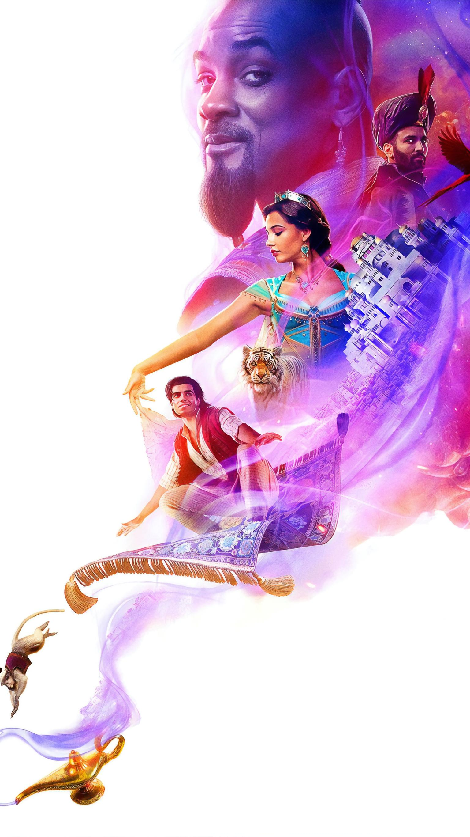 Aladdin 2019 Wallpapers Top Free Aladdin 2019 Backgrounds