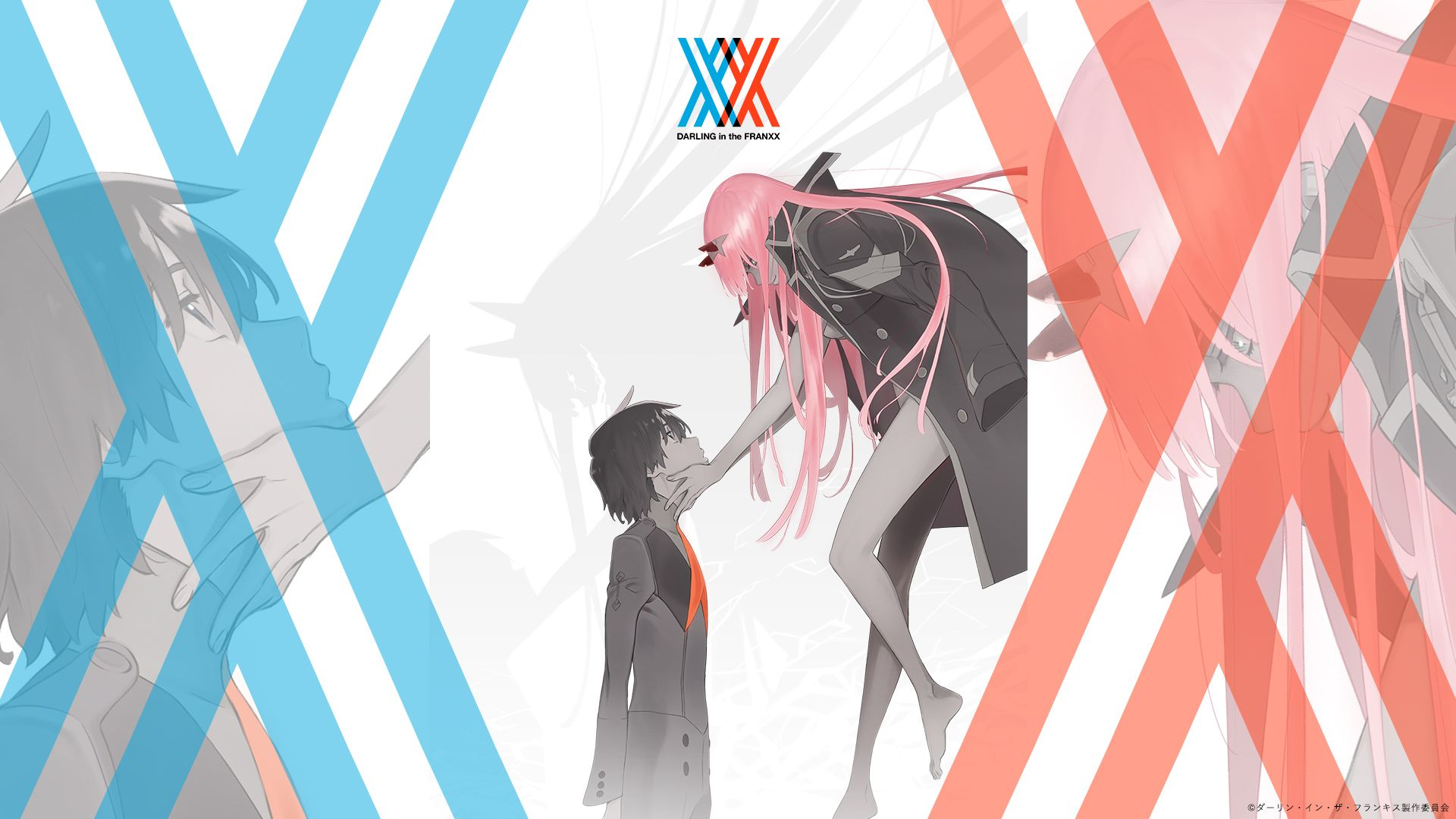 Darling In The Franxx Wallpapers Top Free Darling In The Franxx