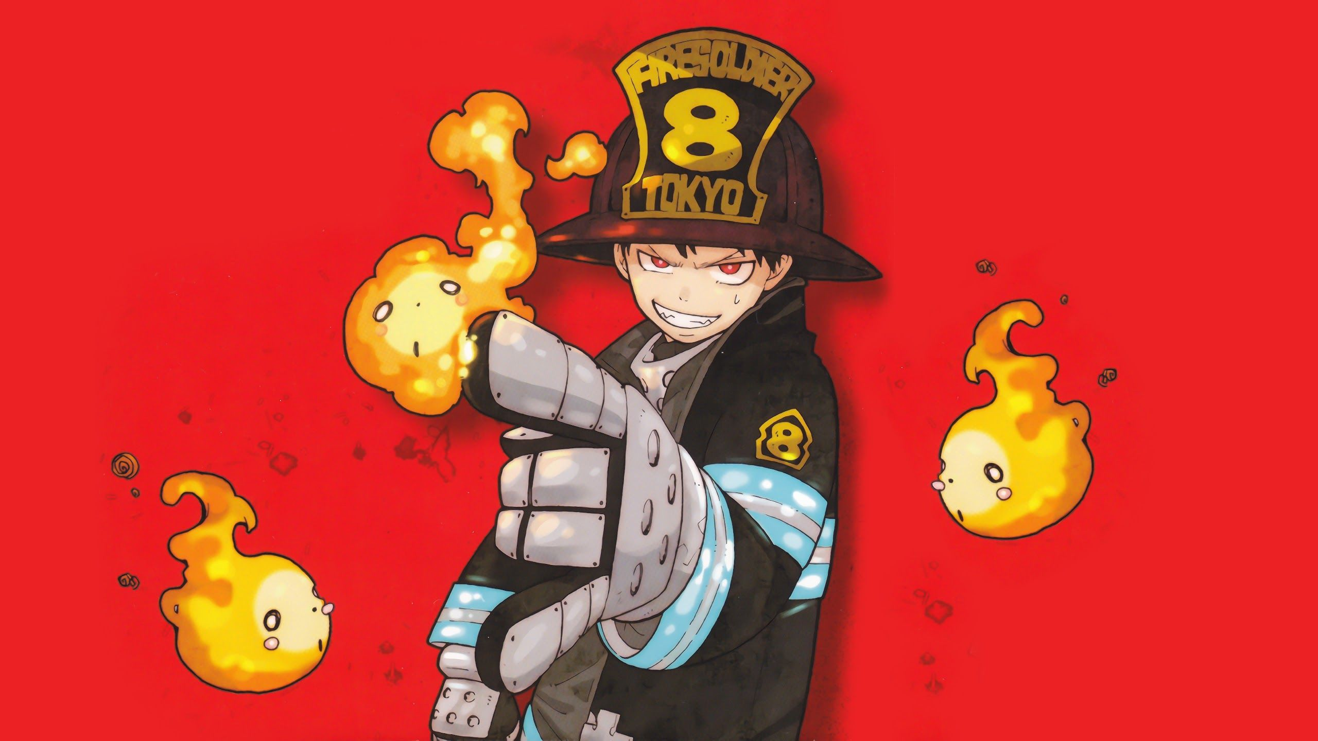 Fire Force Shinra Devil Wallpaper Anime Wallpapers Ghosts free fire wallpaper in games wallpaper collection, images, photos and background gallery. fire force shinra devil wallpaper
