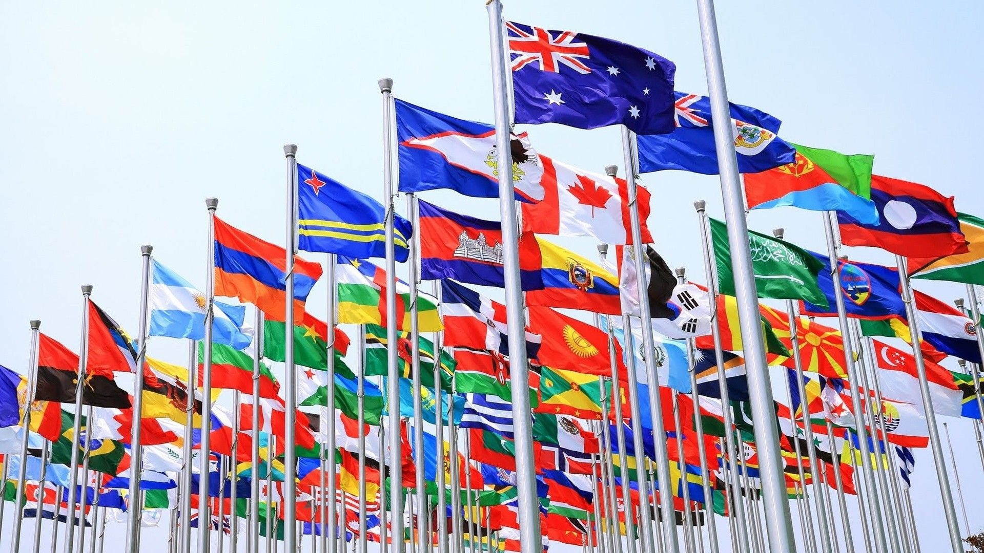 Flags Wallpapers Top Free Flags Backgrounds Wallpaperaccess