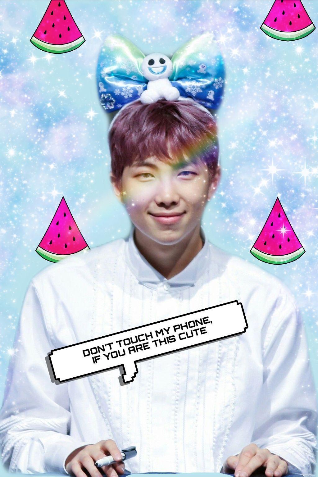 Kim Namjoon Cute Wallpapers   Top Free Kim Namjoon Cute ...