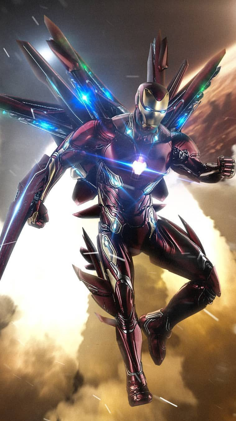 Iron Man Endgame Wallpapers Top Free Iron Man Endgame