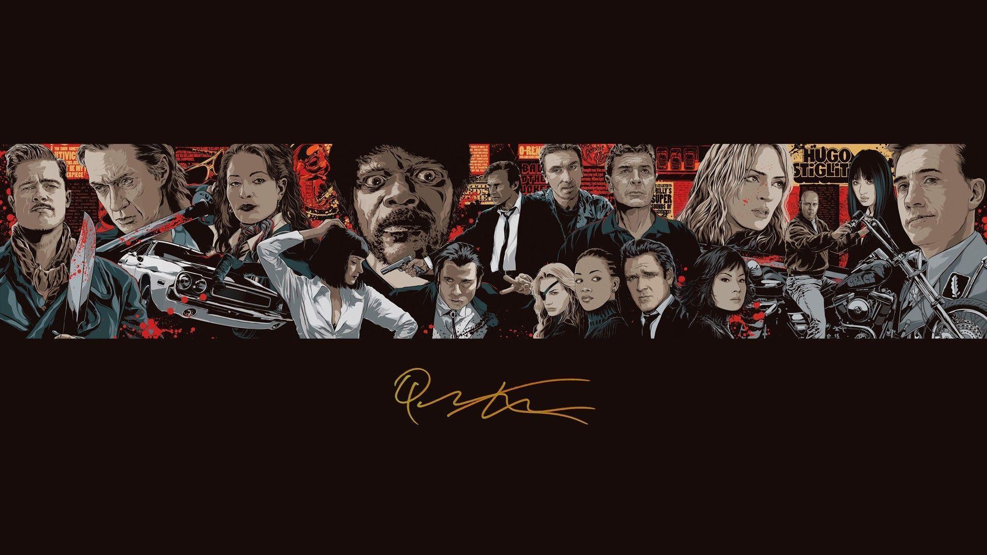 Quentin Tarantino Wallpapers Top Free Quentin Tarantino