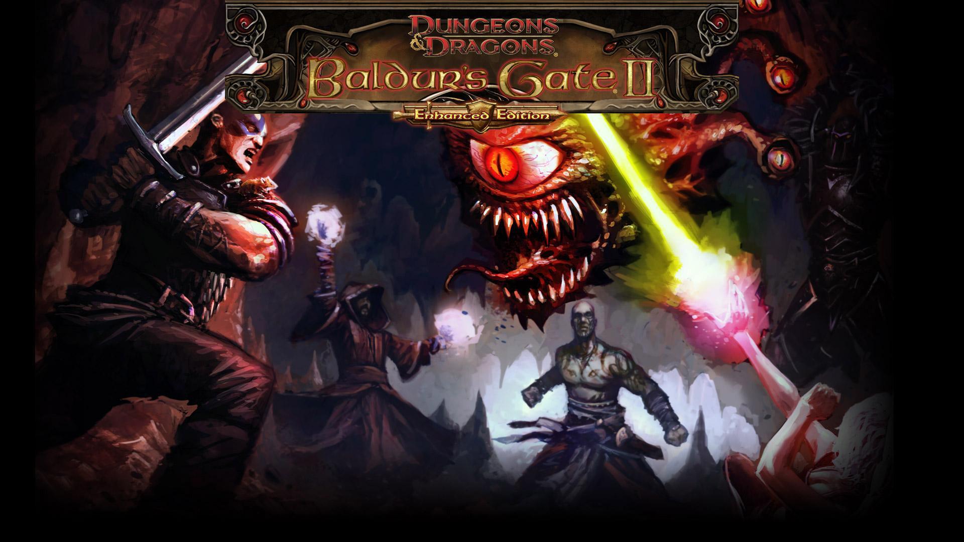 Baldurs Gate Ii Shadows Of Amn Wallpapers Top Free