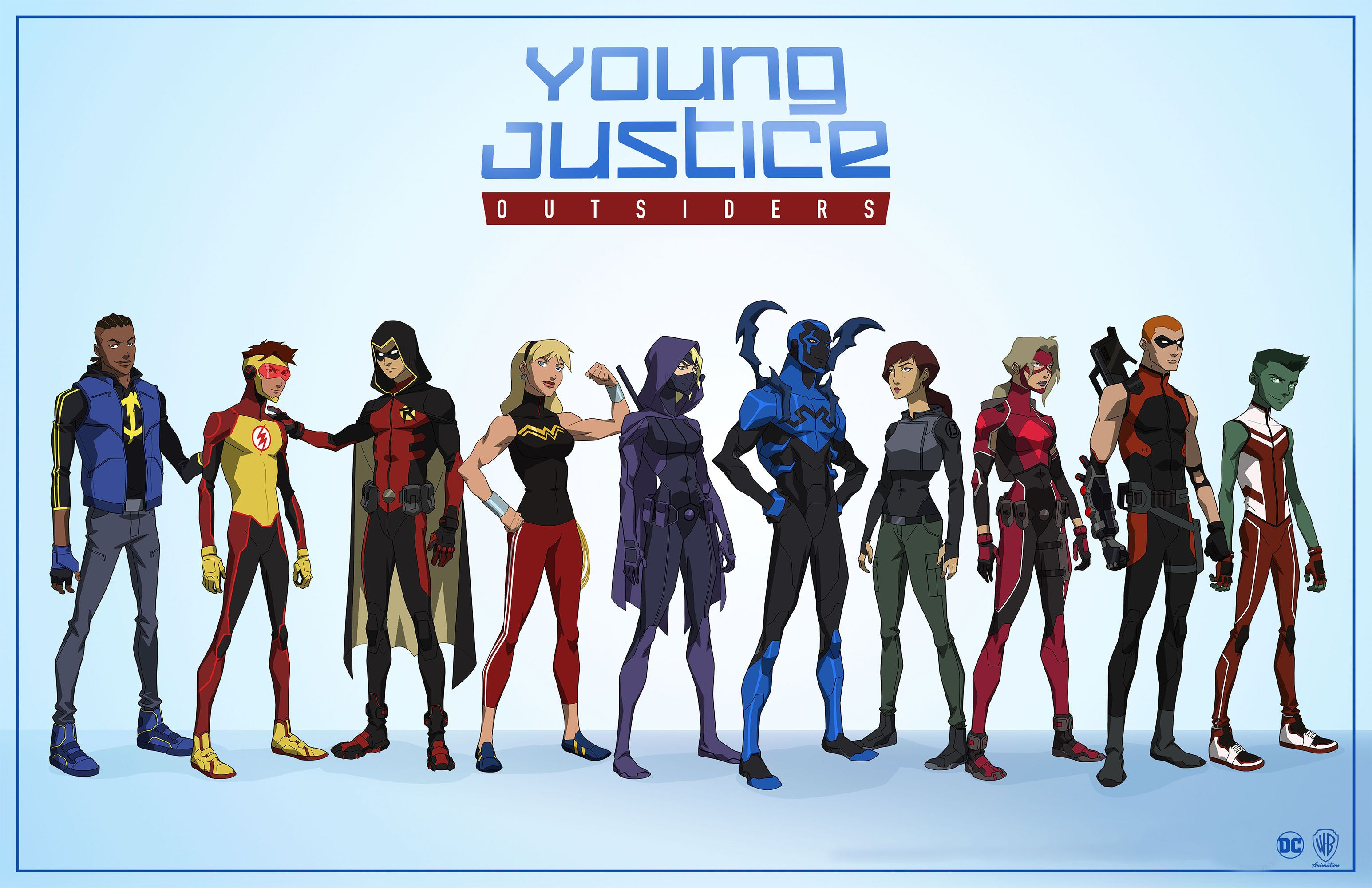 Download 770+ Wallpaper Tumblr Young Justice Foto Gratis Terbaru