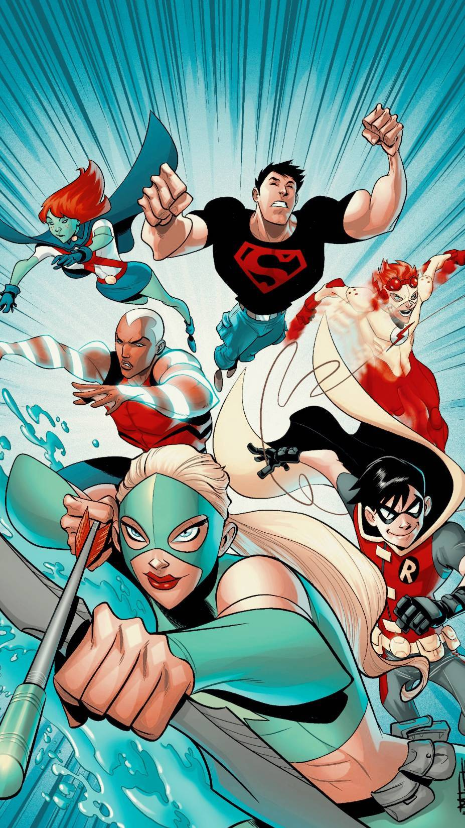 Young Justice Wallpapers Top Free Young Justice