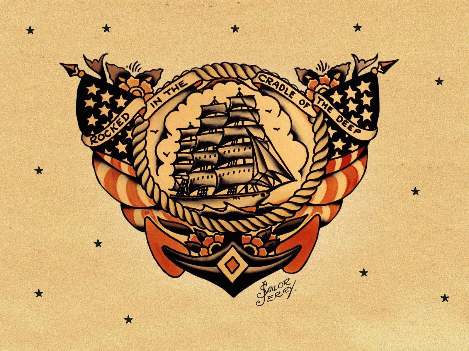 1600x1200 sailor jerry | Sailor Jerry | Going General: My Frequency of Desire .