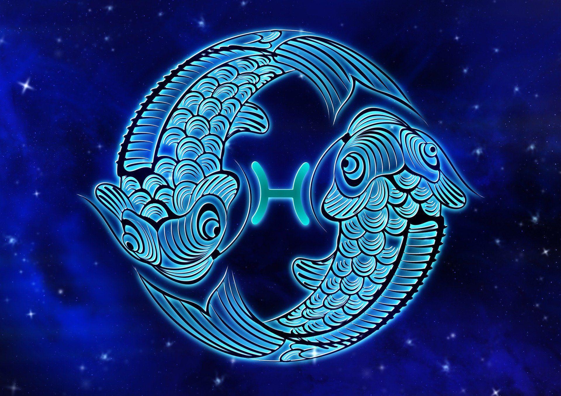 Pisces Zodiac Wallpapers Top Free Pisces Zodiac Backgrounds Wallpaperaccess