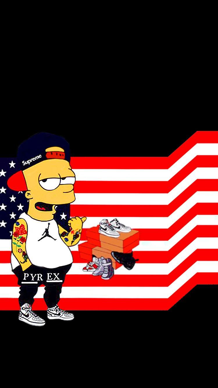 22 Best Free Odd Future Simpsons Wallpapers