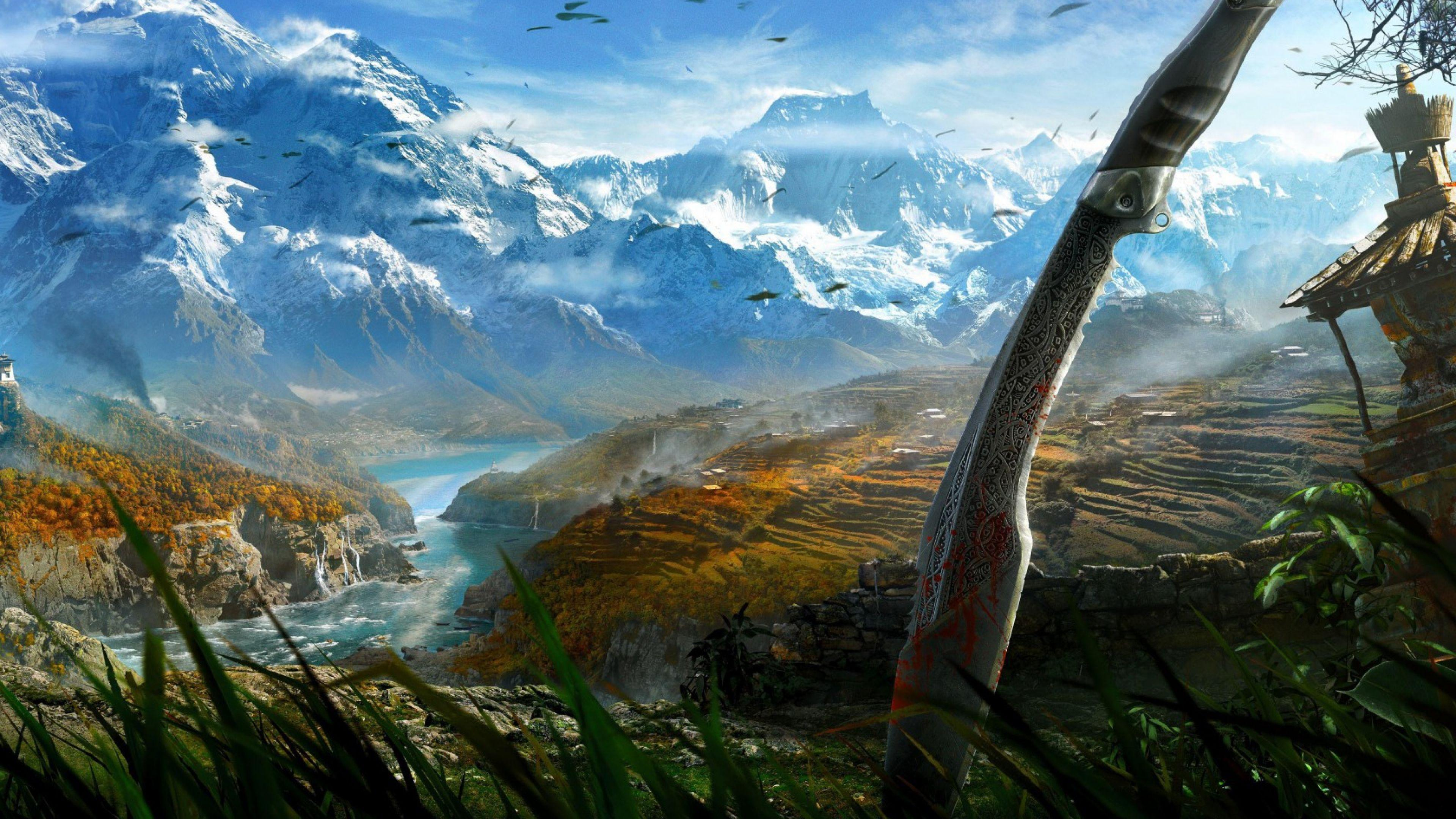 Far Cry Wallpapers Top Free Far Cry Backgrounds Wallpaperaccess