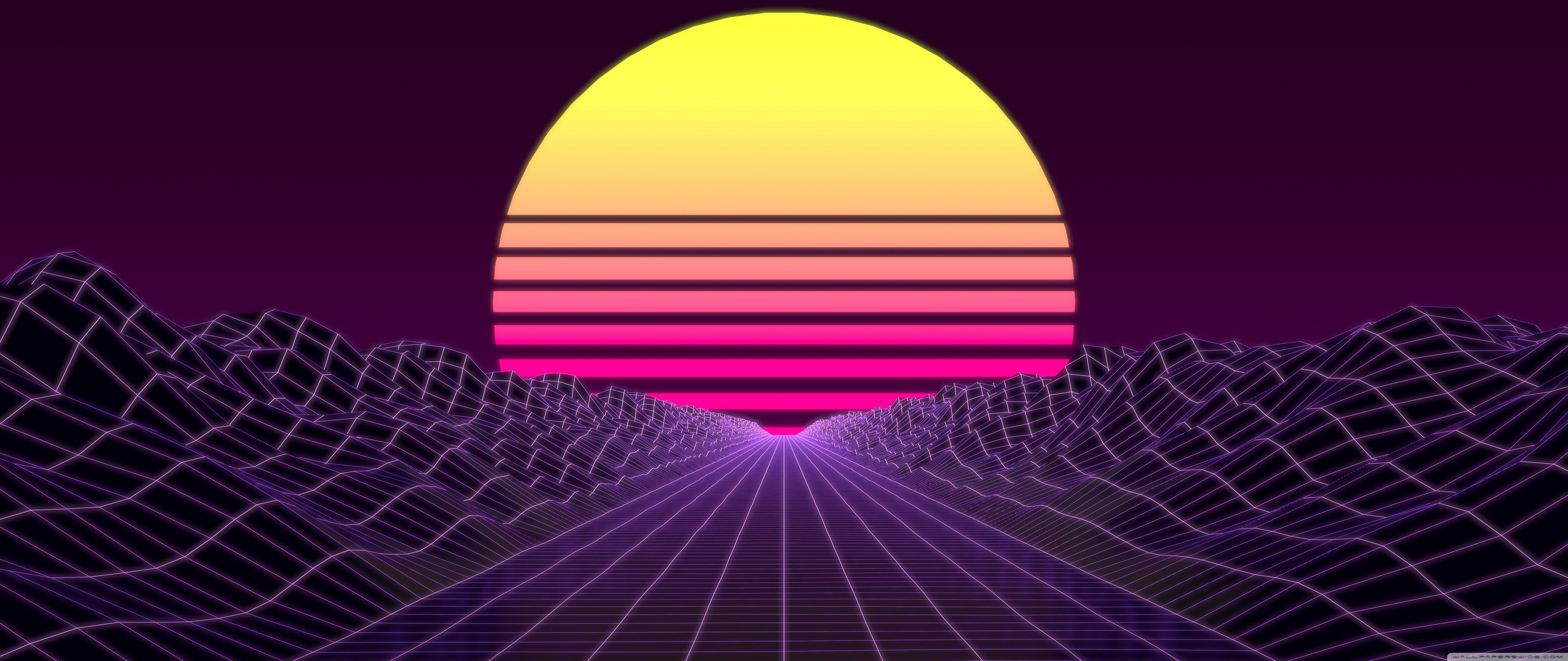 Synthwave Wallpapers Top Free Synthwave Backgrounds Wallpaperaccess