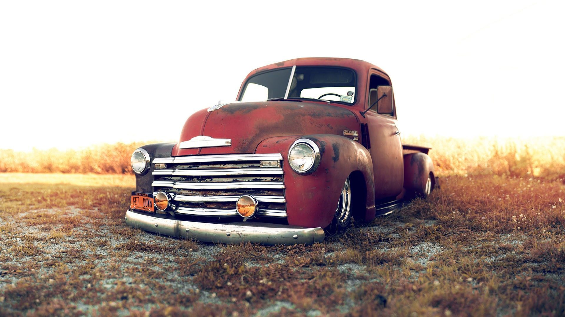 Classic Truck Wallpapers Top Free Classic Truck Backgrounds