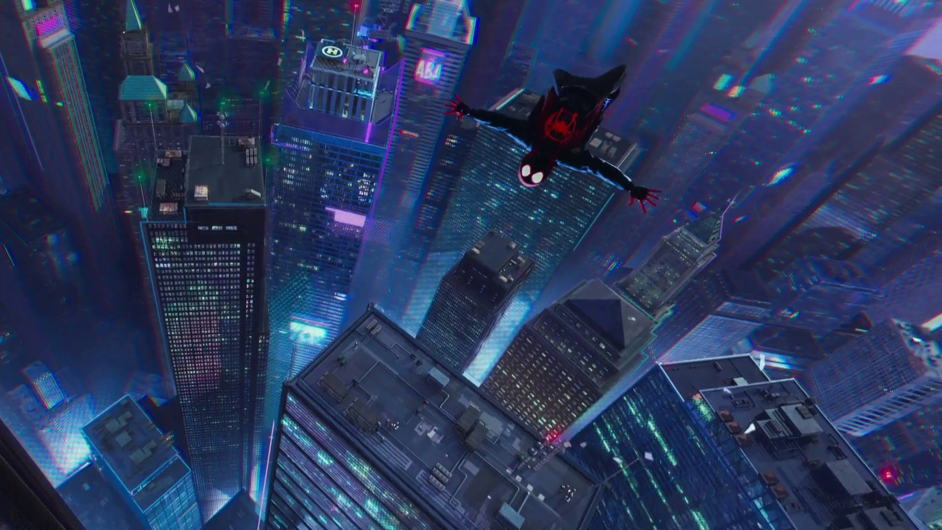 Spider Verse Wallpapers Top Free Spider Verse Backgrounds