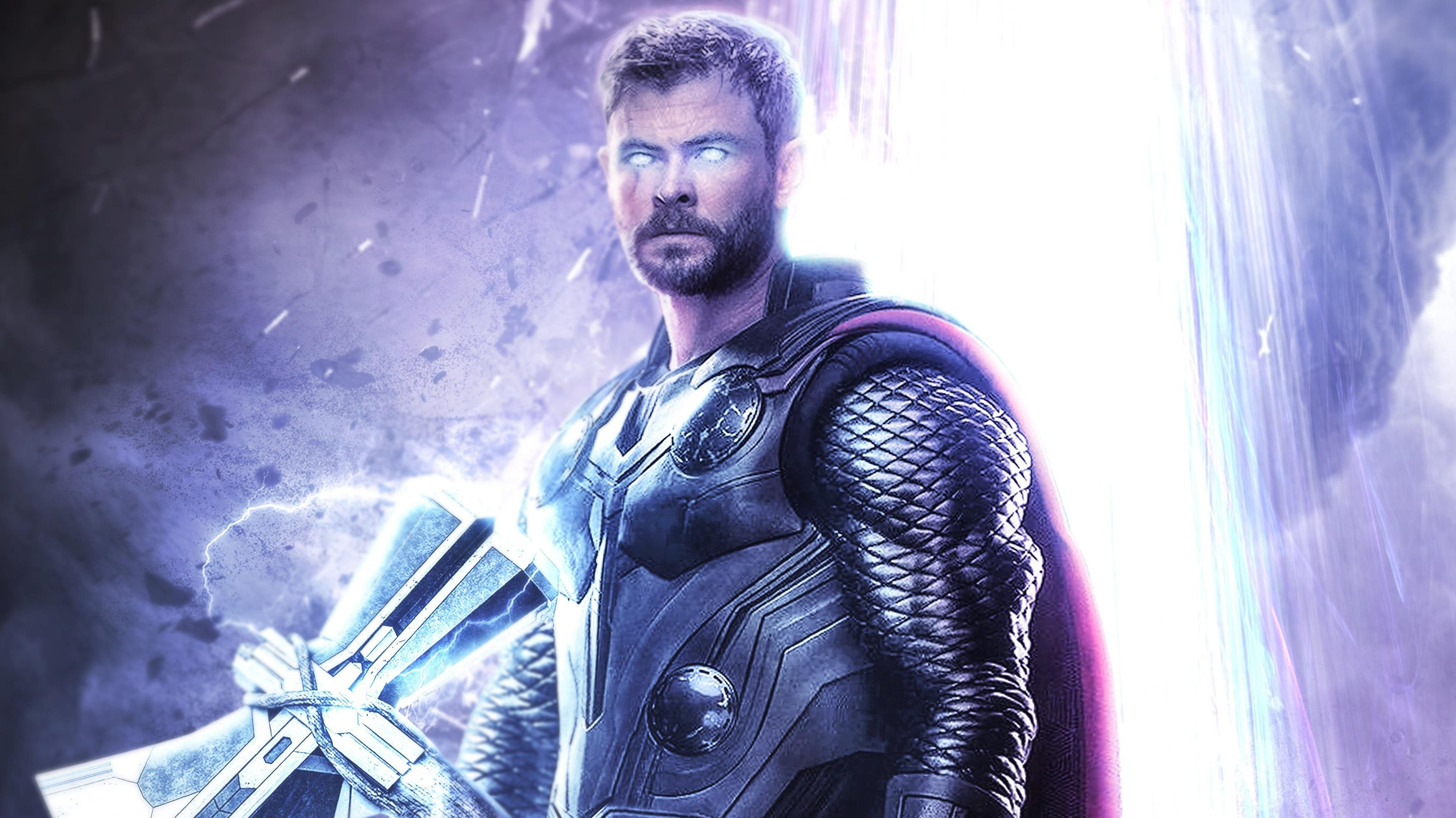 Thor Endgame Wallpapers Top Free Thor Endgame Backgrounds