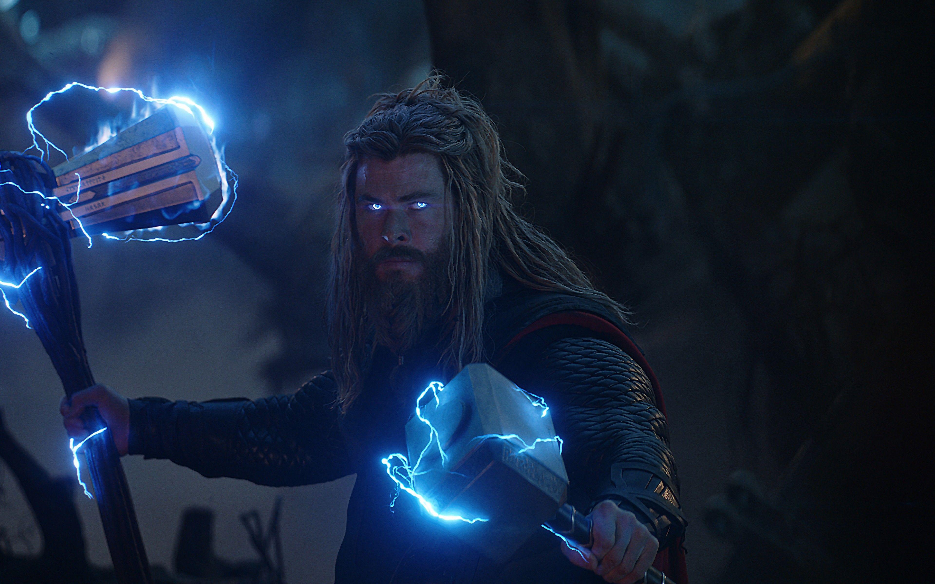 Thor Endgame Wallpapers Top Free Thor Endgame Backgrounds Wallpaperaccess