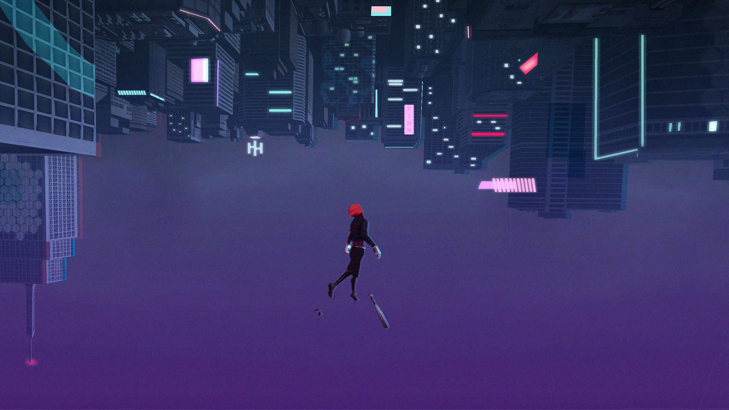 Into The Spider Verse Wallpapers Top Free Into The Spider Verse