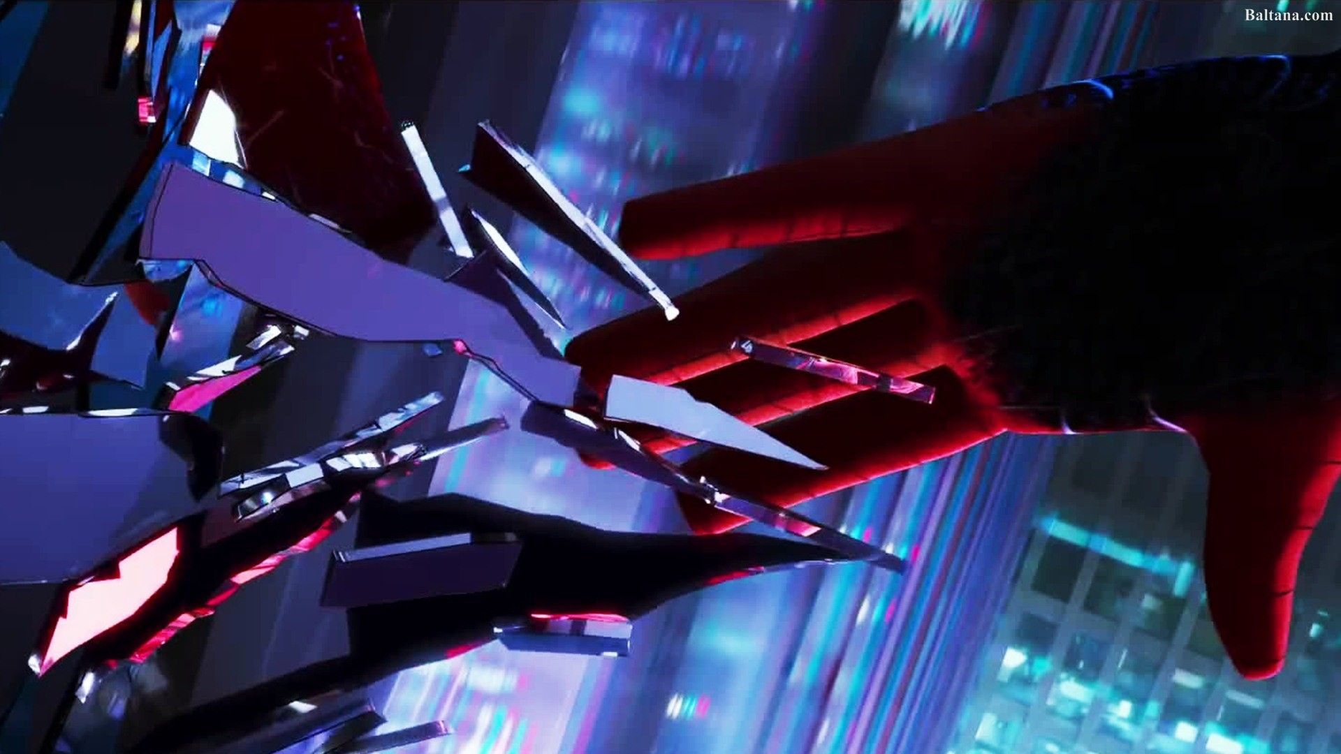 Spider Verse Wallpapers Top Free Spider Verse Backgrounds Wallpaperaccess