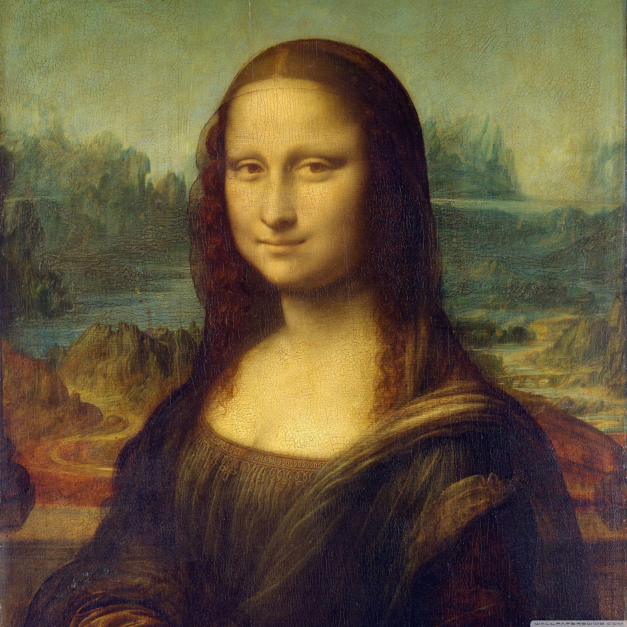 Mona Lisa Wallpapers Top Free Mona Lisa Backgrounds