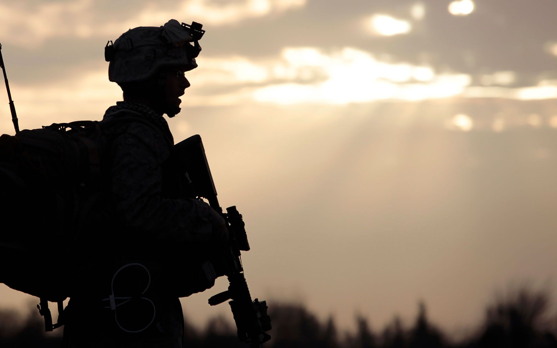 American Soldier Wallpapers Top Free American Soldier