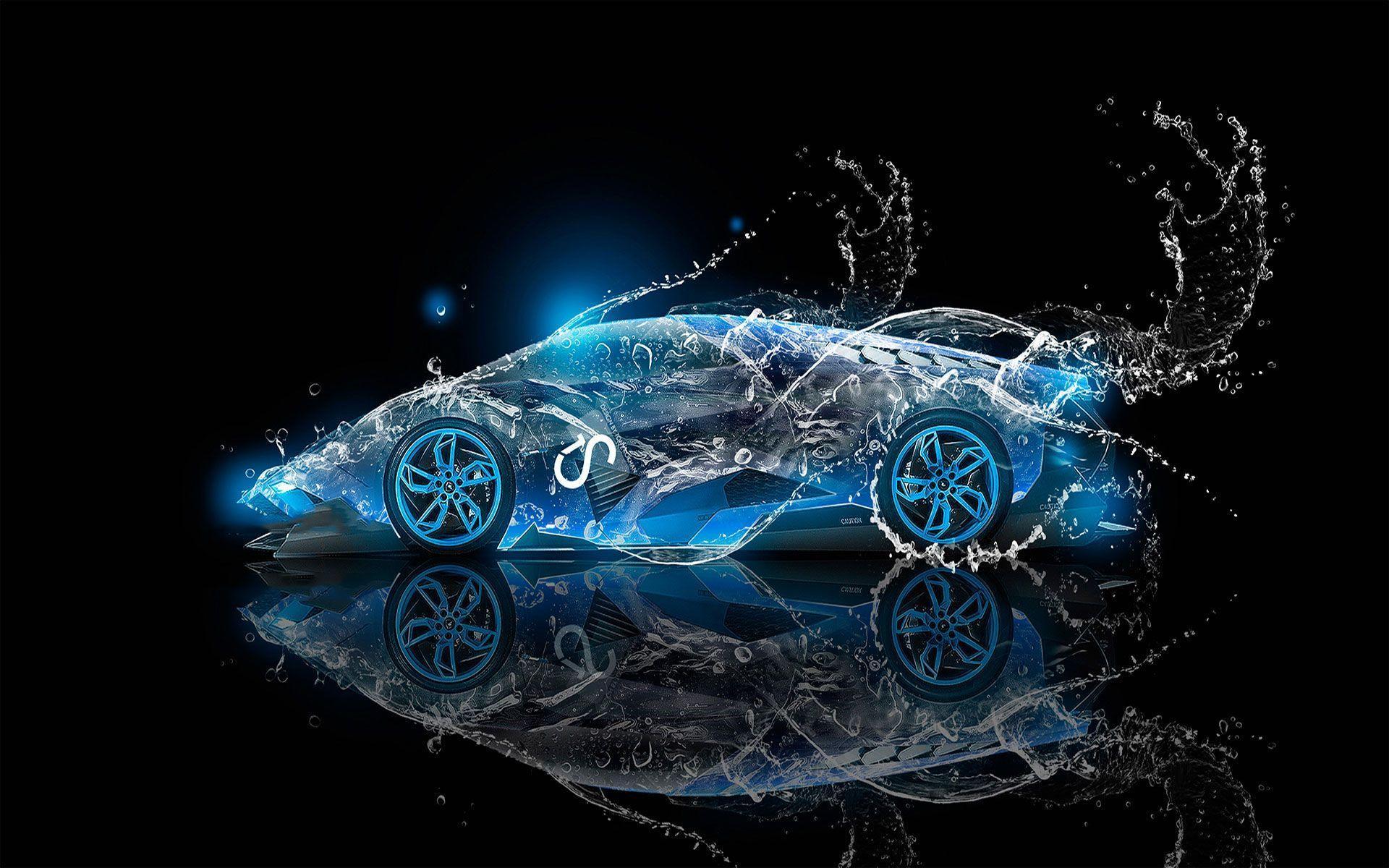 Hình nền xe hơi 3D HD 1920x1200 đẹp và tuyệt vời.  Hình nền HD cho máy tính xách tay, Hình nền máy tính xách tay, Hình nền HD 3D