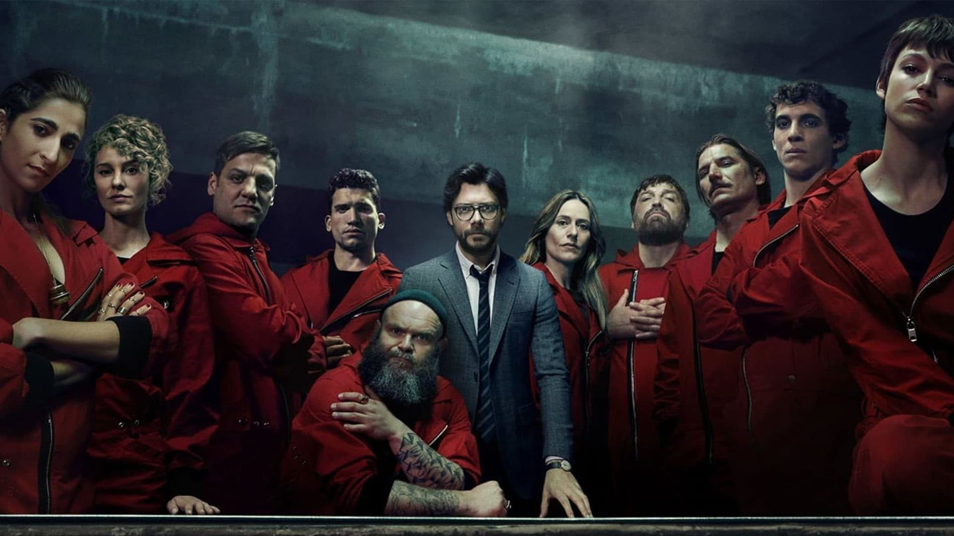 Money Heist Season 4 4k Wallpapers Top Free Money Heist Season 4