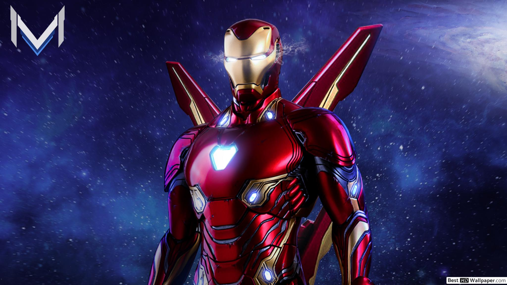 Iron Man Endgame Hd Wallpapers Top Free Iron Man Endgame