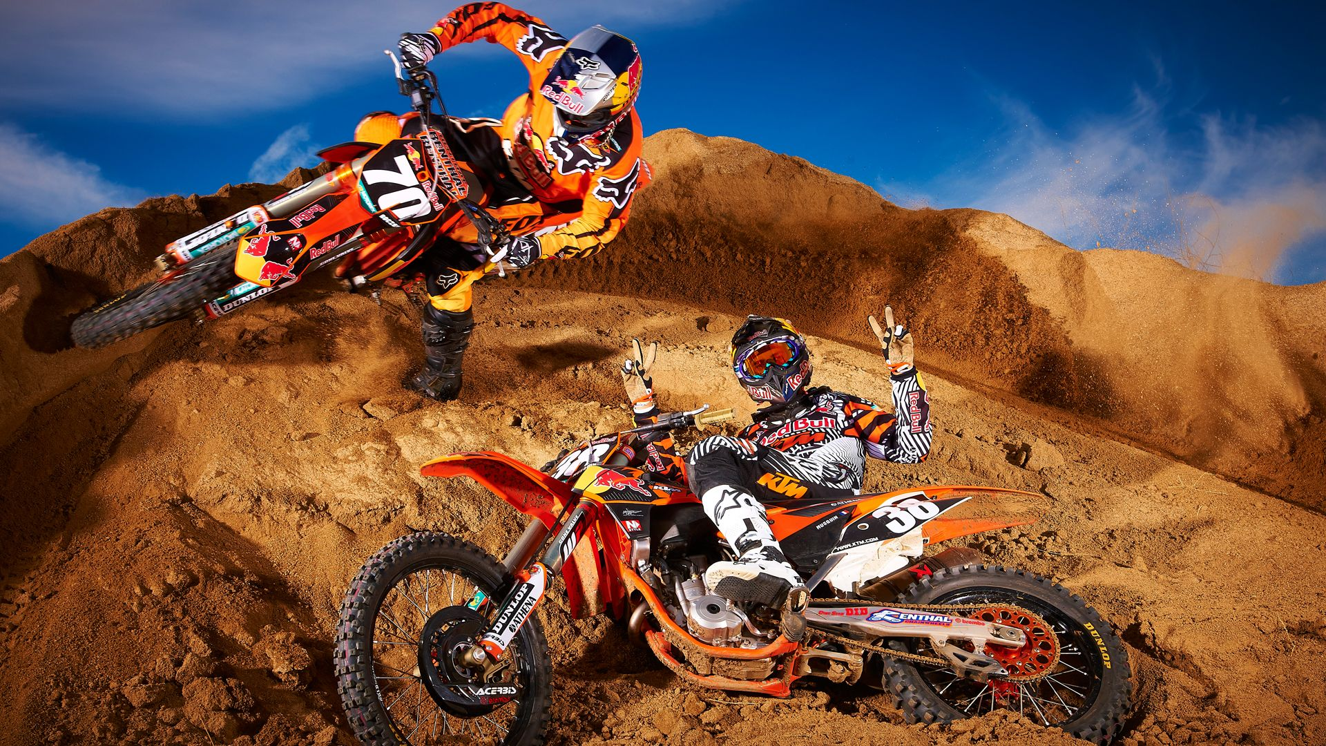 Ktm Dirt Bike Wallpapers Top Free Ktm Dirt Bike Backgrounds Wallpaperaccess