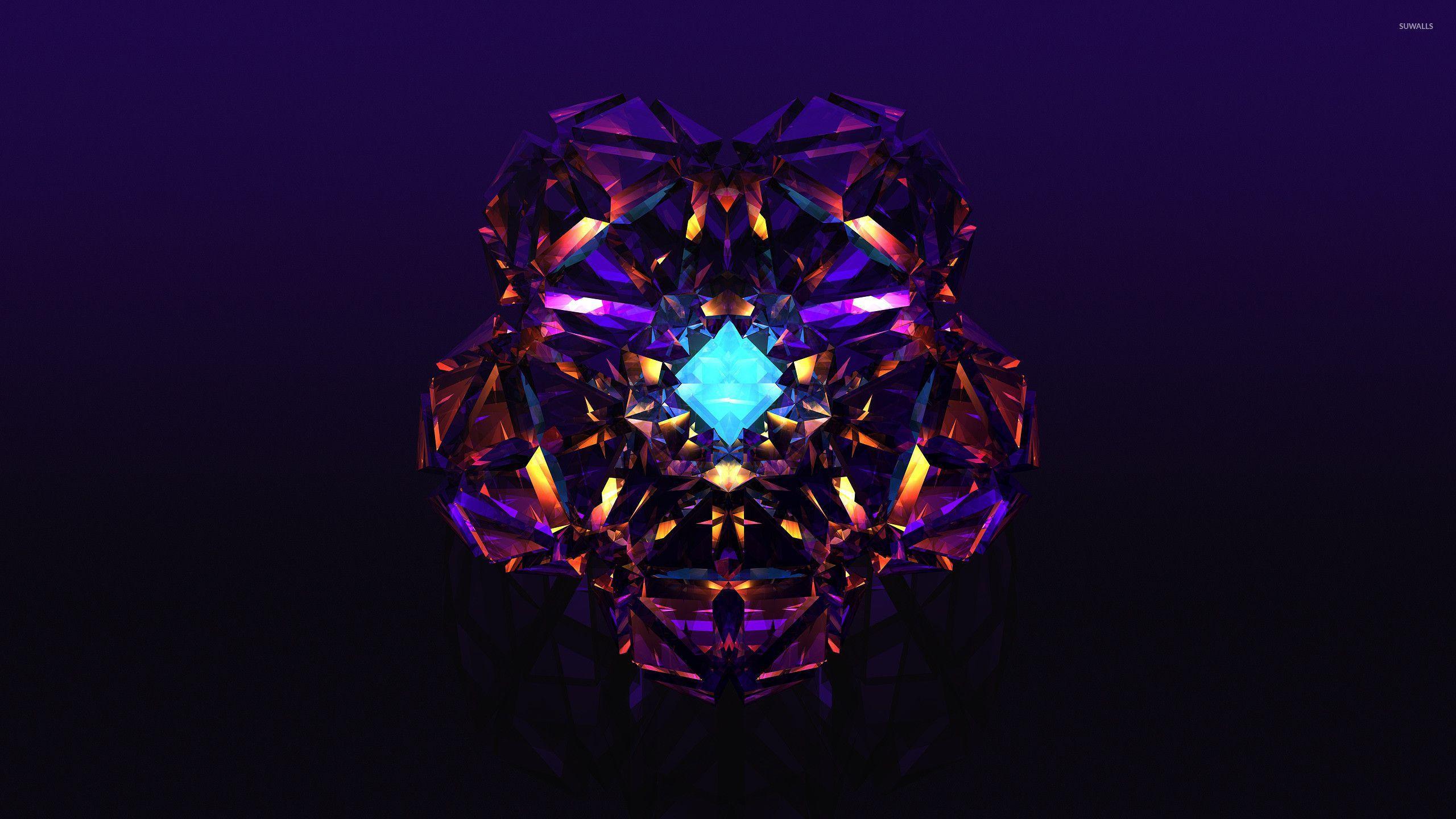 Purple Diamond Wallpapers Top Free Purple Diamond Backgrounds