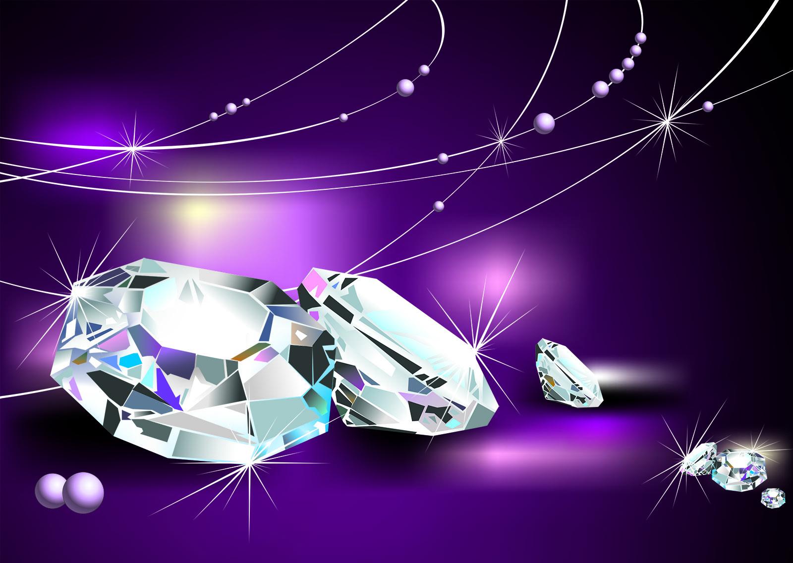 картинка бриллианты в движении странный, пронизанный мистикой