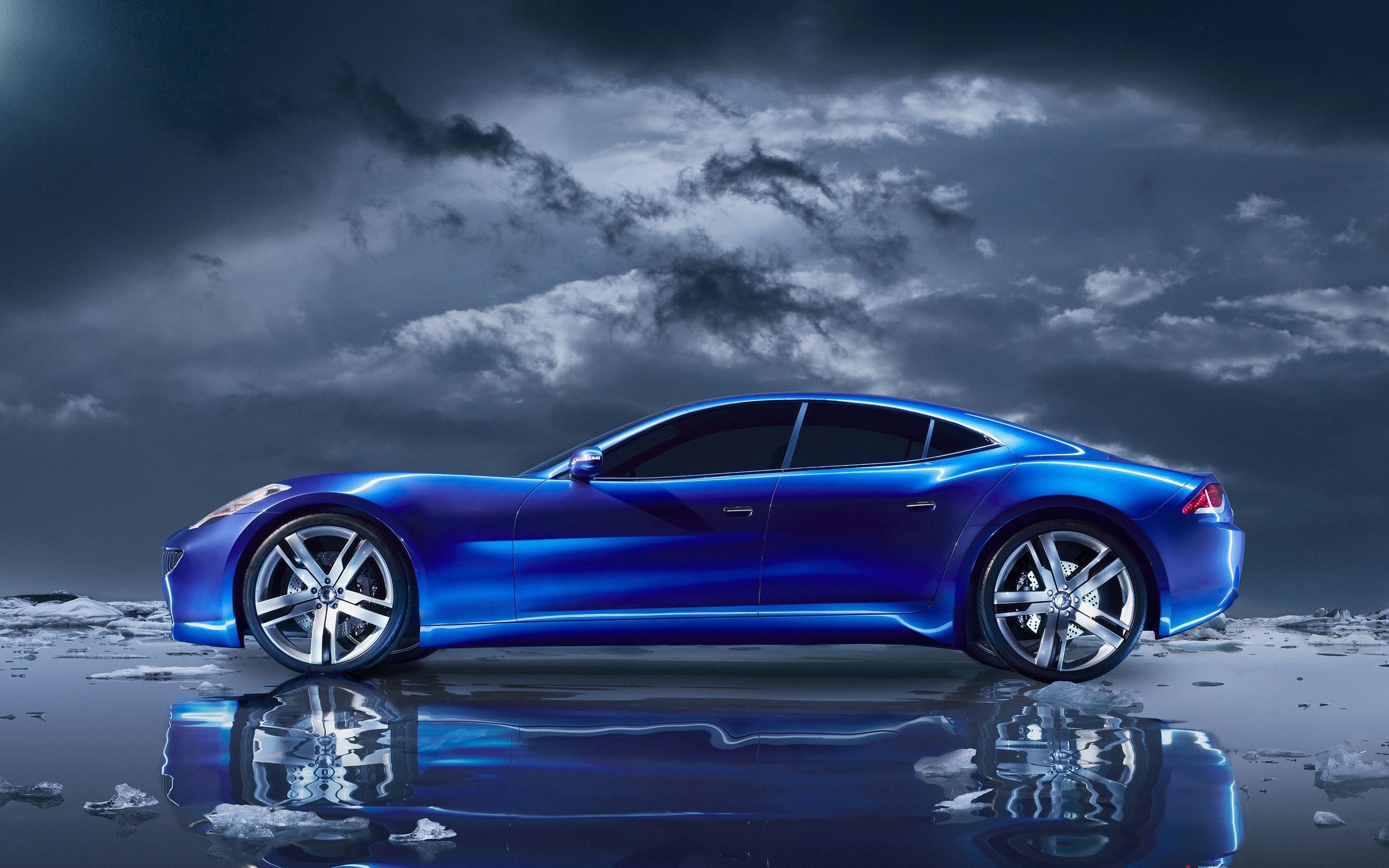 Blue Sports Car Wallpapers Top Free Blue Sports Car