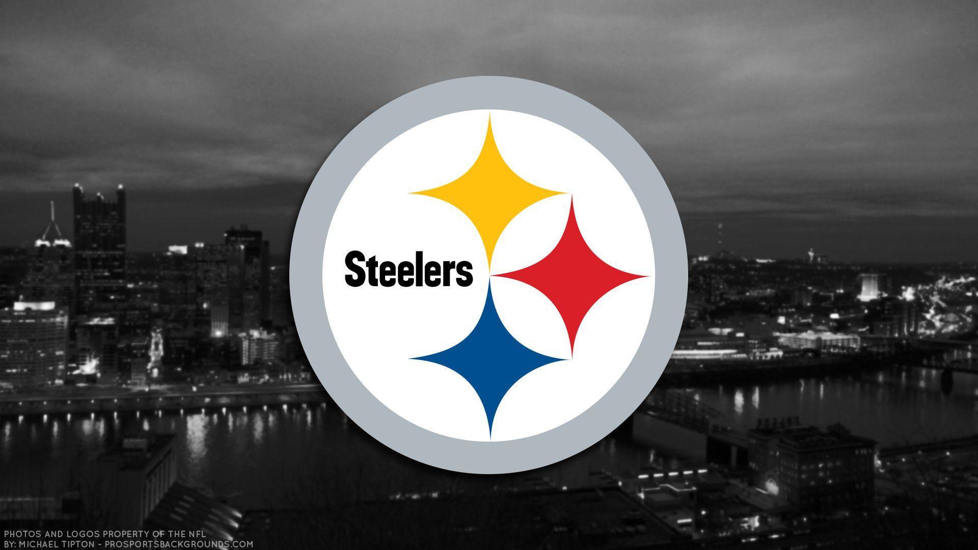 Pittsburgh Steelers Wallpapers Top Free Pittsburgh Steelers Backgrounds Wallpaperaccess