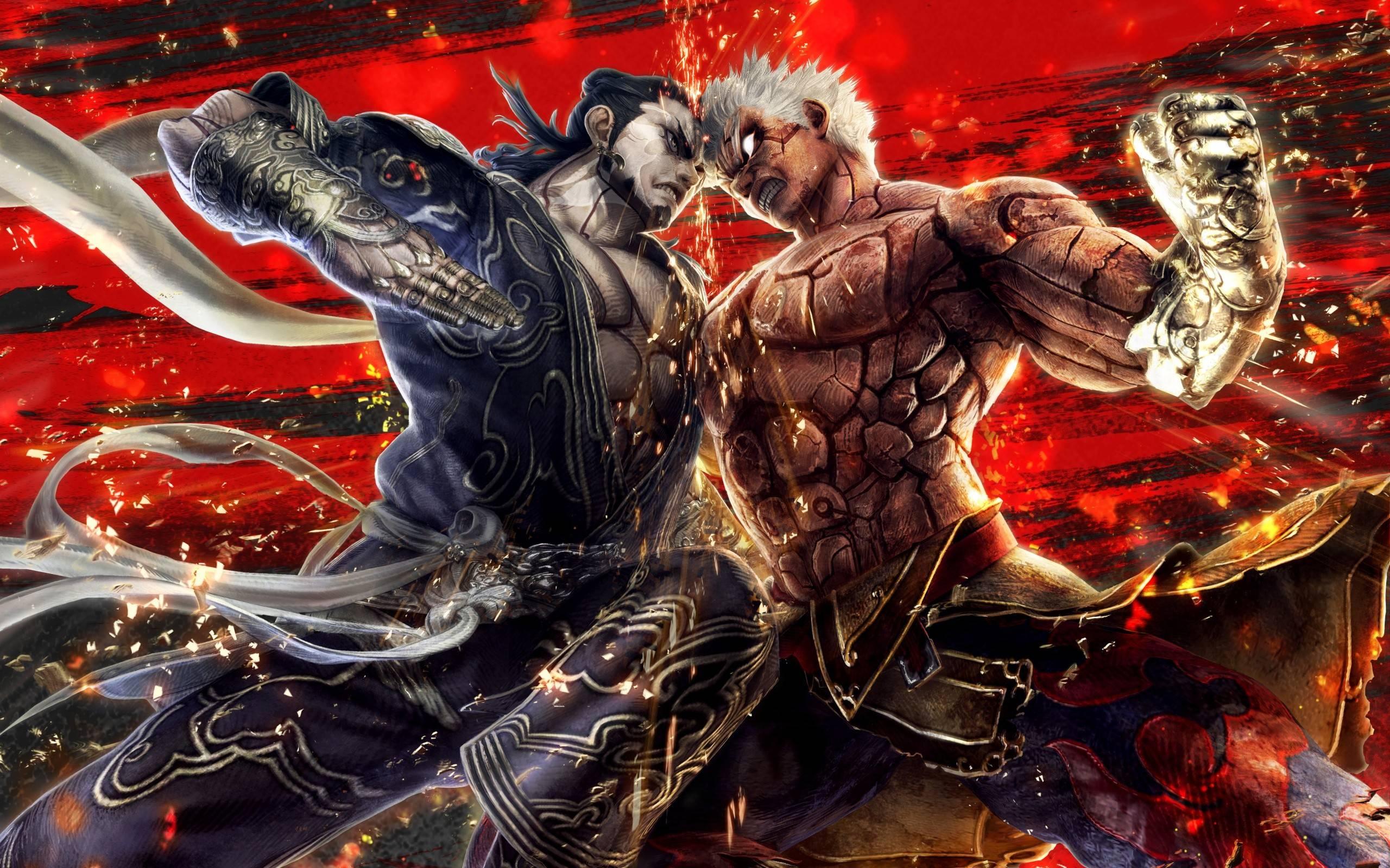 Tekken Wallpapers Top Free Tekken Backgrounds Wallpaperaccess
