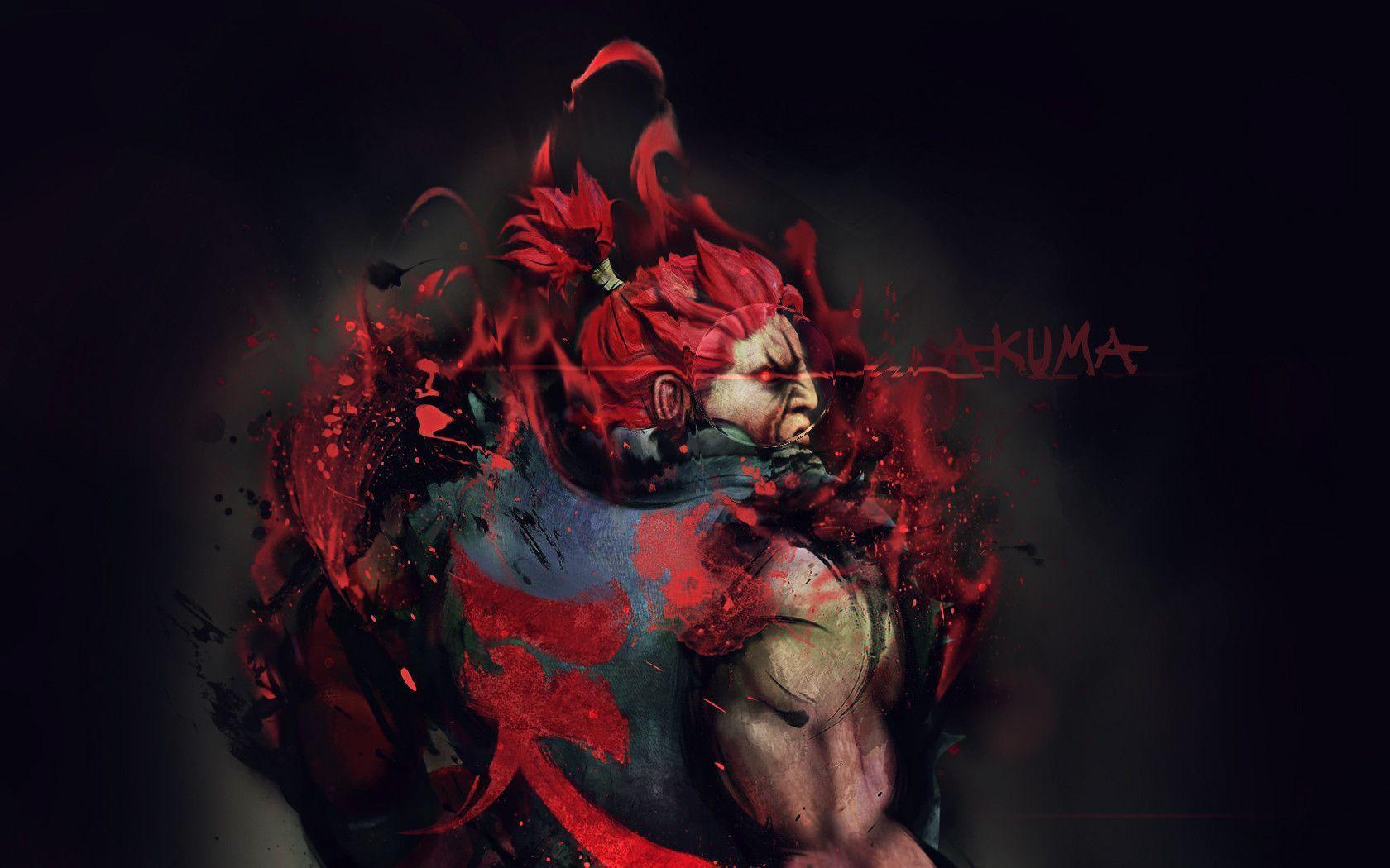 Akuma Wallpapers Top Free Akuma Backgrounds Wallpaperaccess