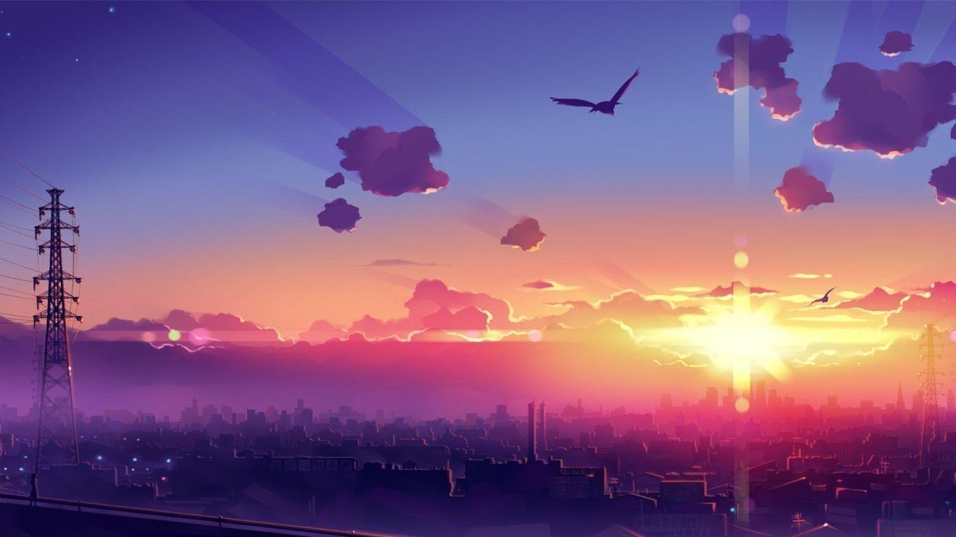 Anime Aesthetic Tumblr Desktop Wallpapers Top Free Anime