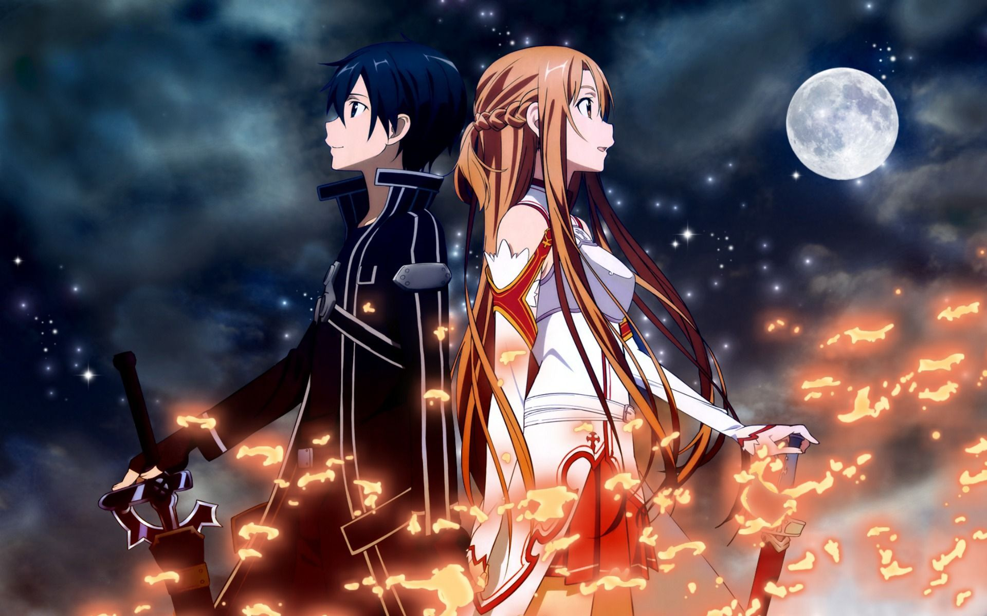 Sao Wallpapers Top Free Sao Backgrounds Wallpaperaccess