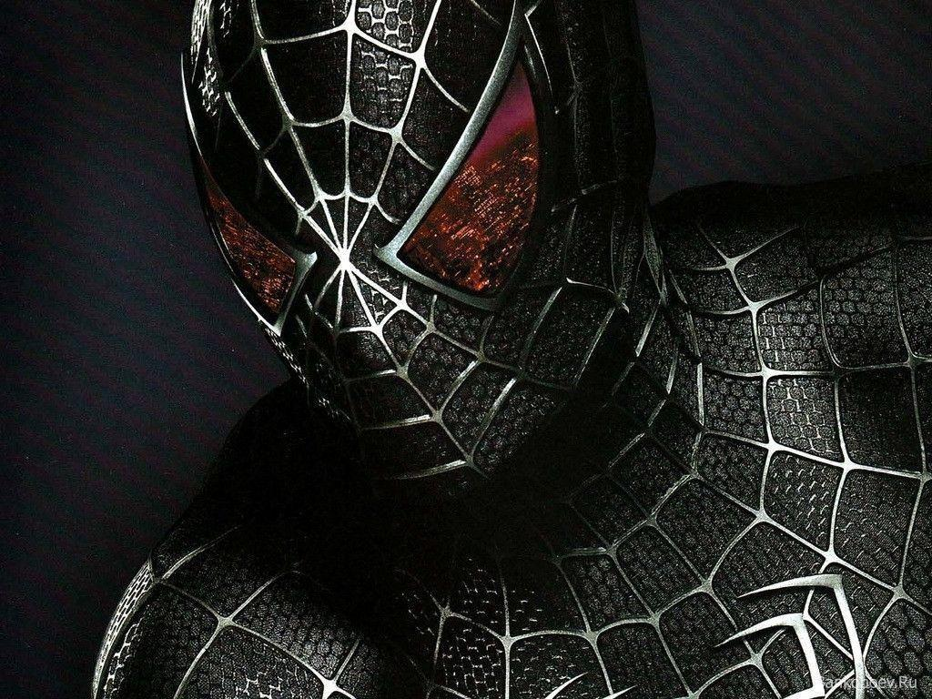 Black Spider Man Wallpapers Top Free Black Spider Man