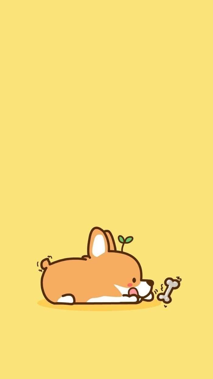 Cute Cartoon Dog Wallpapers Top Free Cute Cartoon Dog