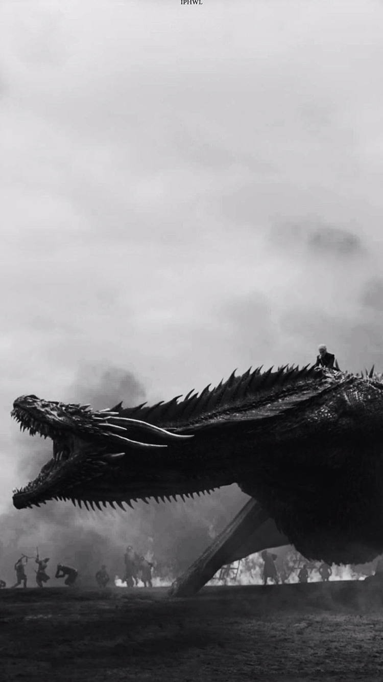Dragon Game Of Thrones Iphone Wallpapers Top Free Dragon