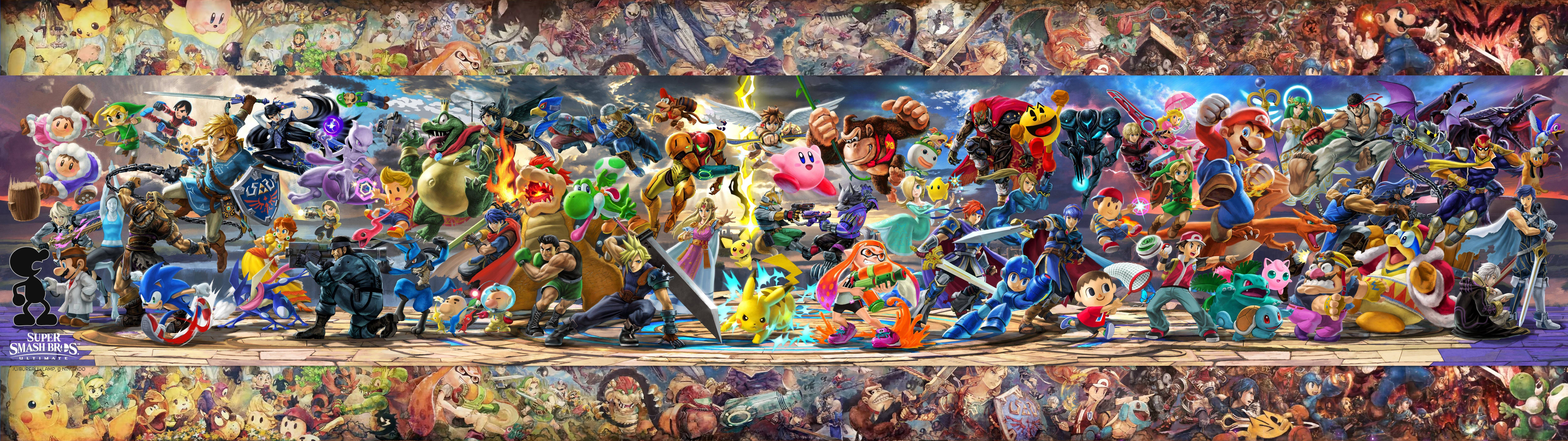 Super Smash Bros Wallpapers Top Free Super Smash Bros