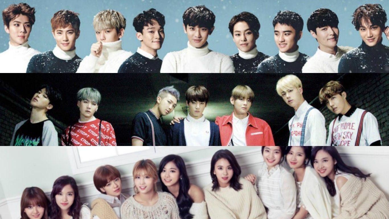Wow 20+ Wallpaper Bts Exo   Richa Wallpaper