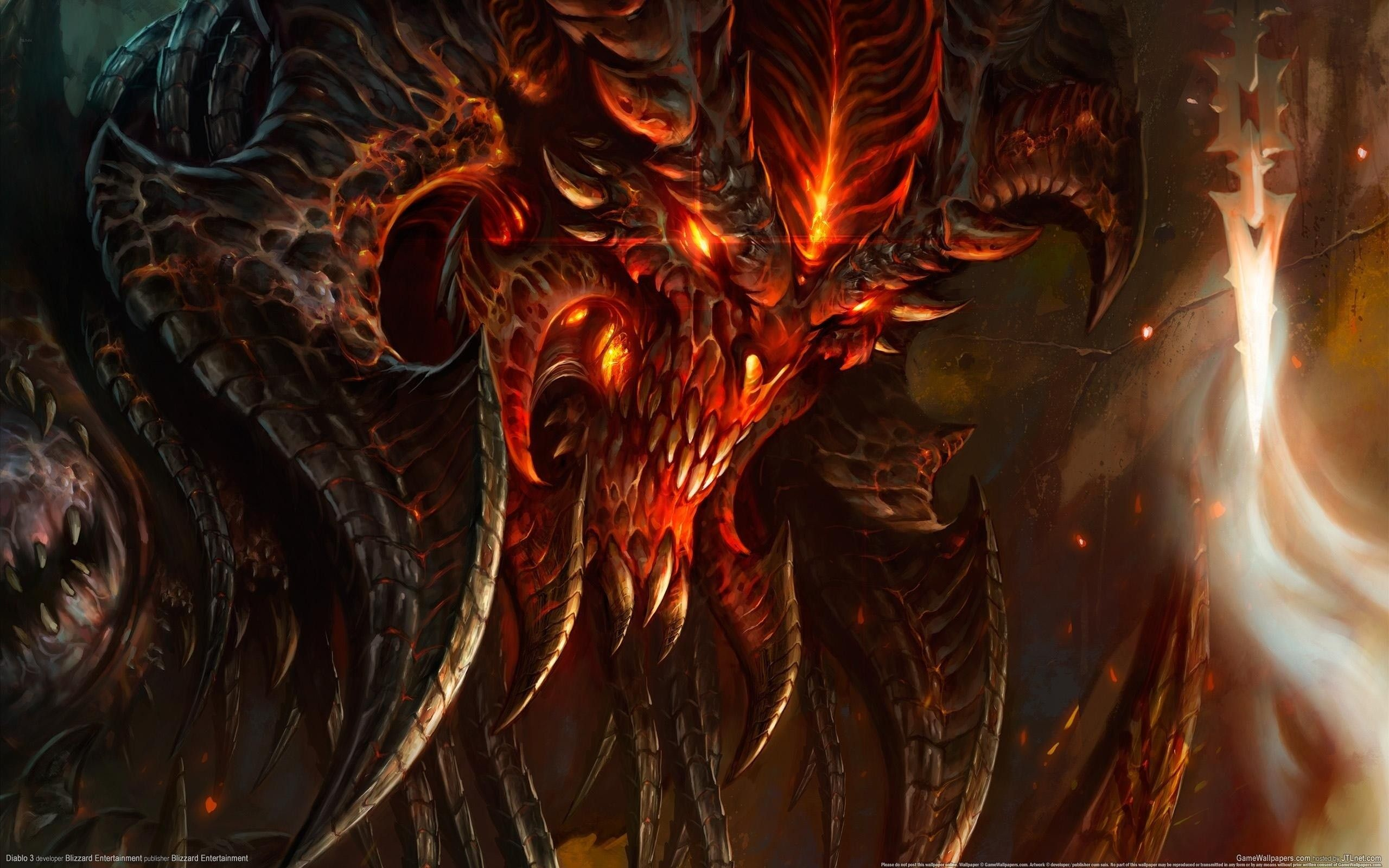 Demon Wallpapers Top Free Demon Backgrounds Wallpaperaccess
