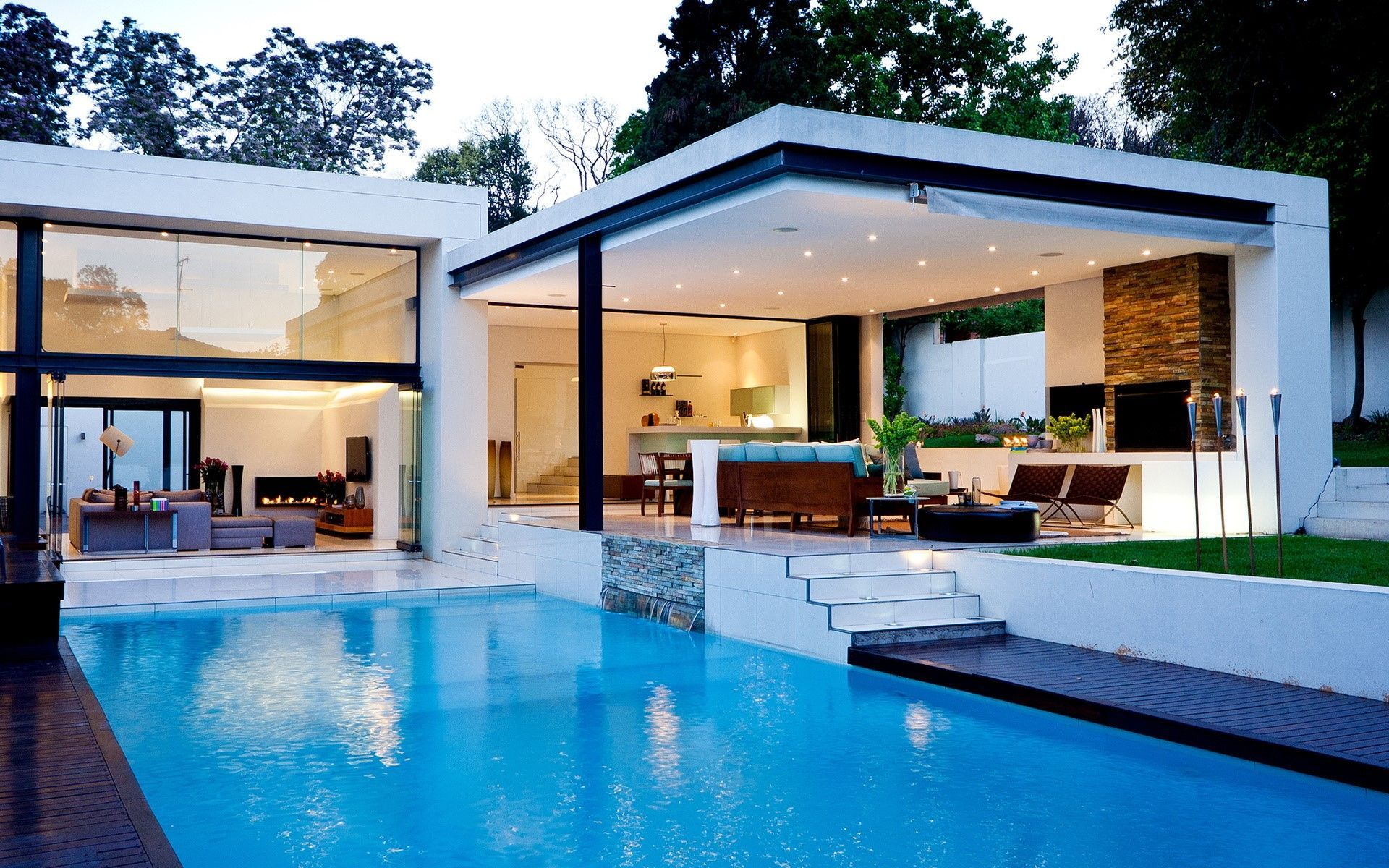 Beautiful Homes Wallpapers Top Free