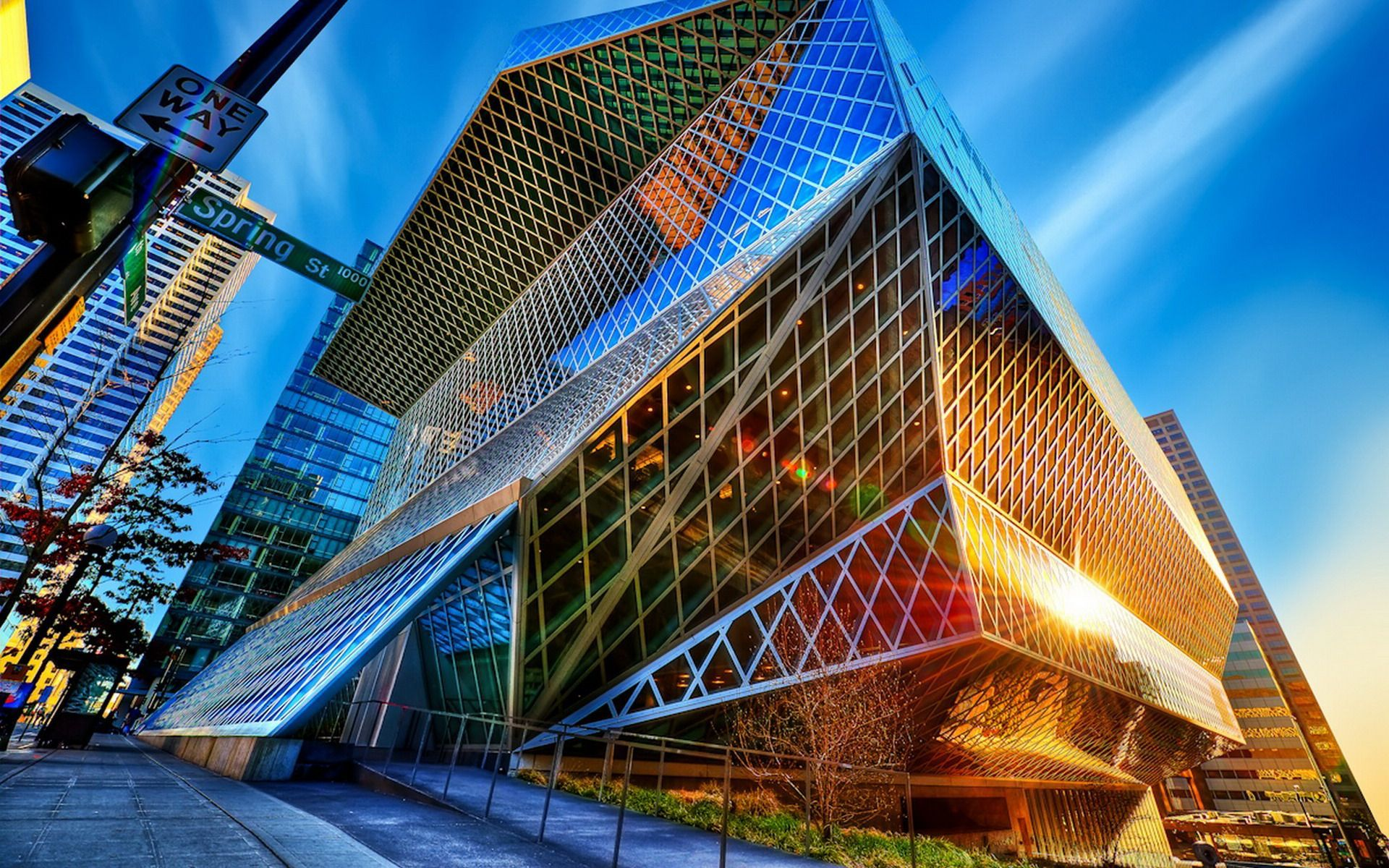 Modern Architecture Wallpapers - Top Free Modern Architecture ...