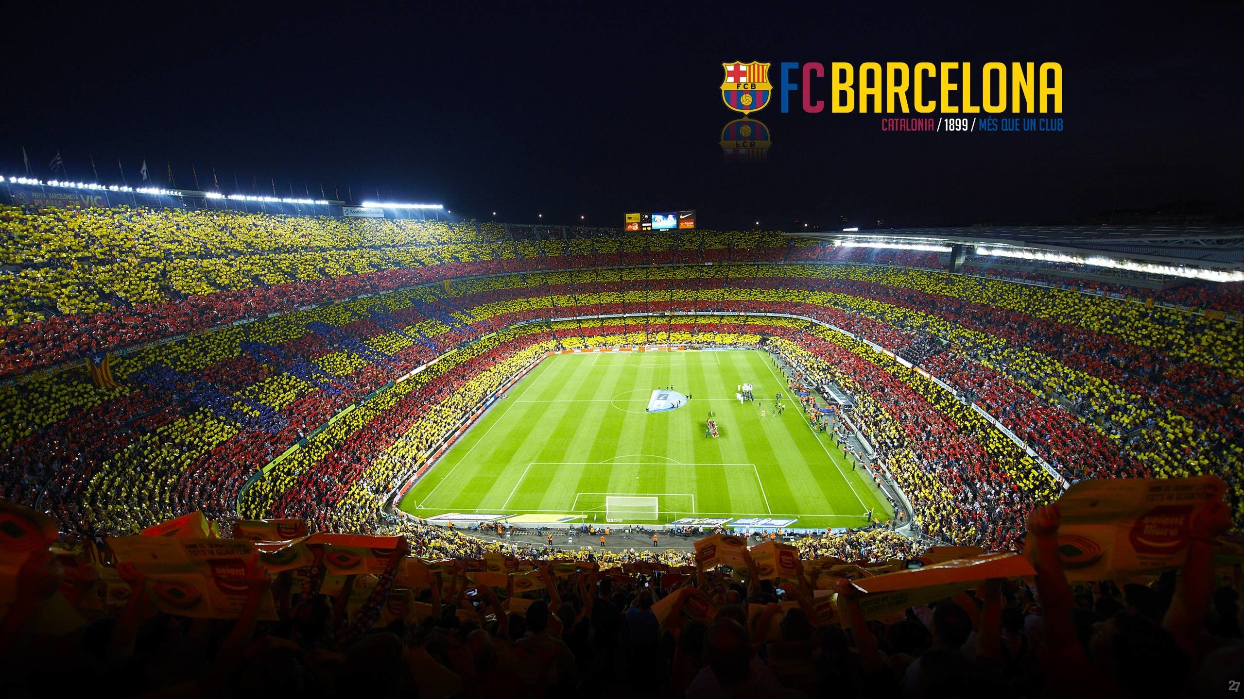 Fc Barcelona Desktop Wallpapers Top Free Fc Barcelona