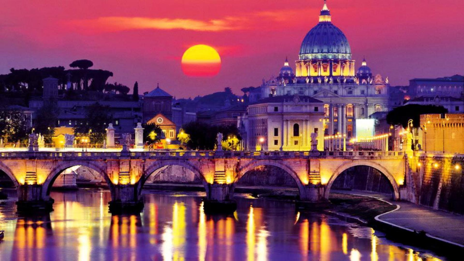Rome City Wallpapers Top Free Rome City Backgrounds Wallpaperaccess