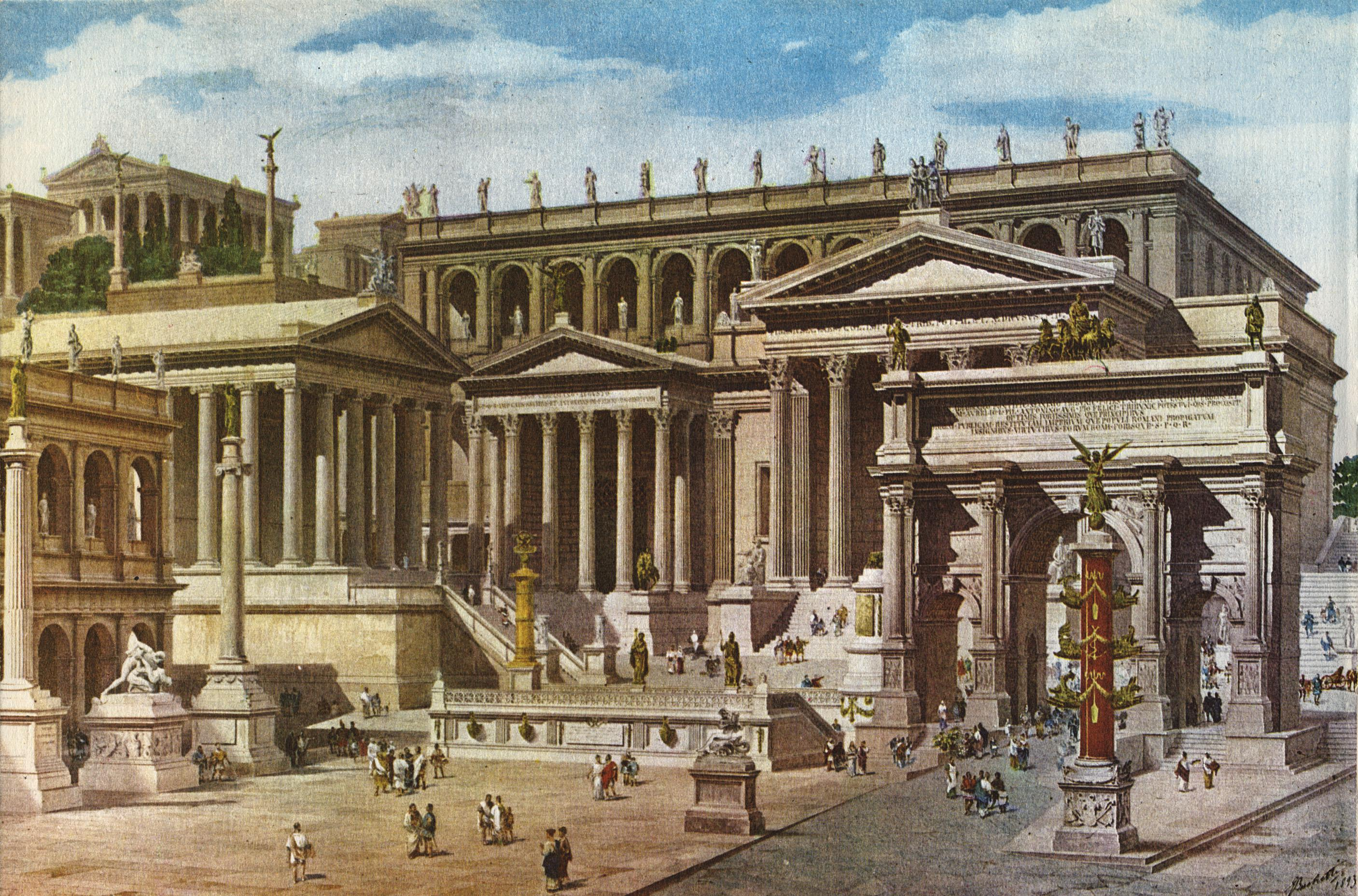Ancient Rome Wallpapers Top Free Ancient Rome Backgrounds