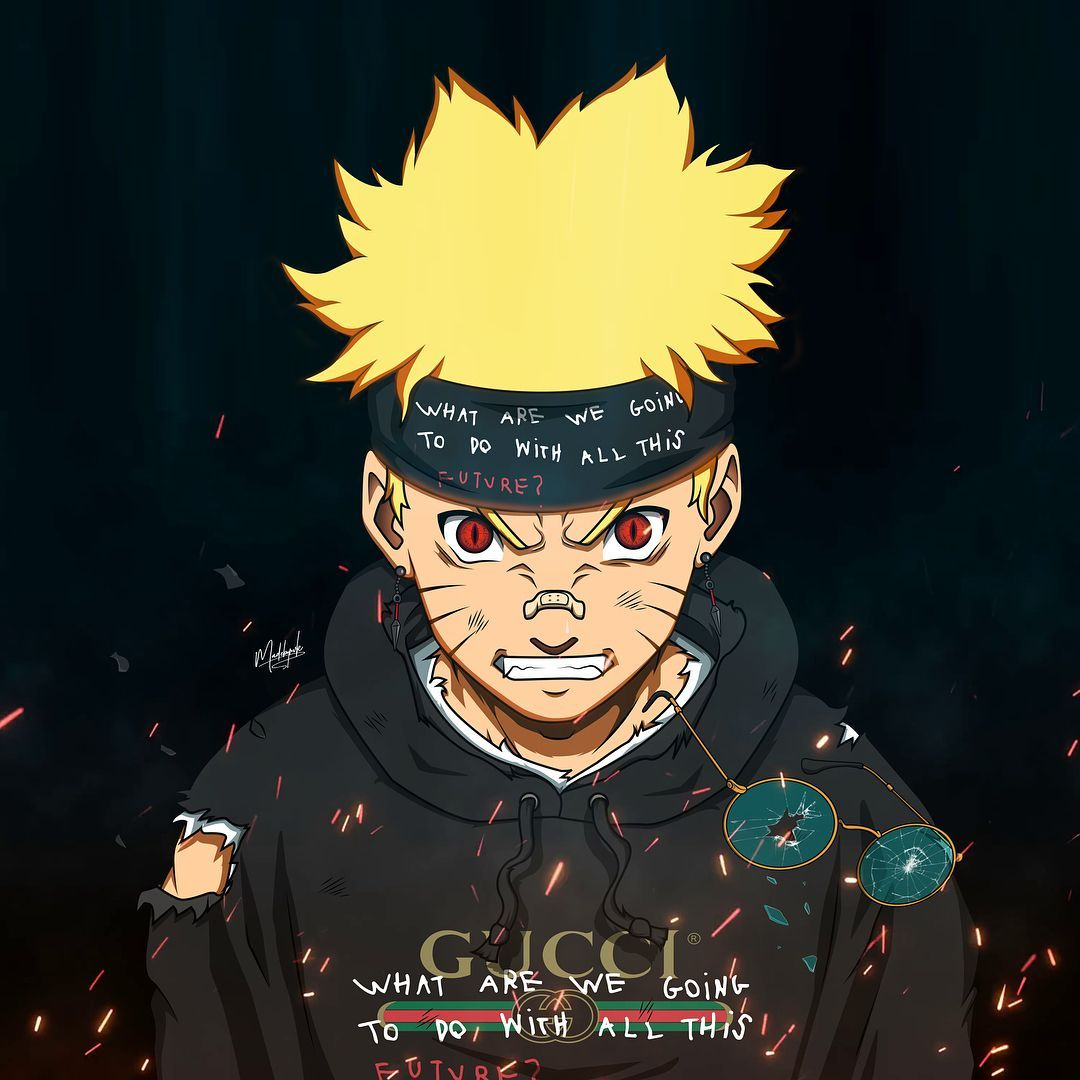 Gucci Naruto Wallpapers , Top Free Gucci Naruto Backgrounds