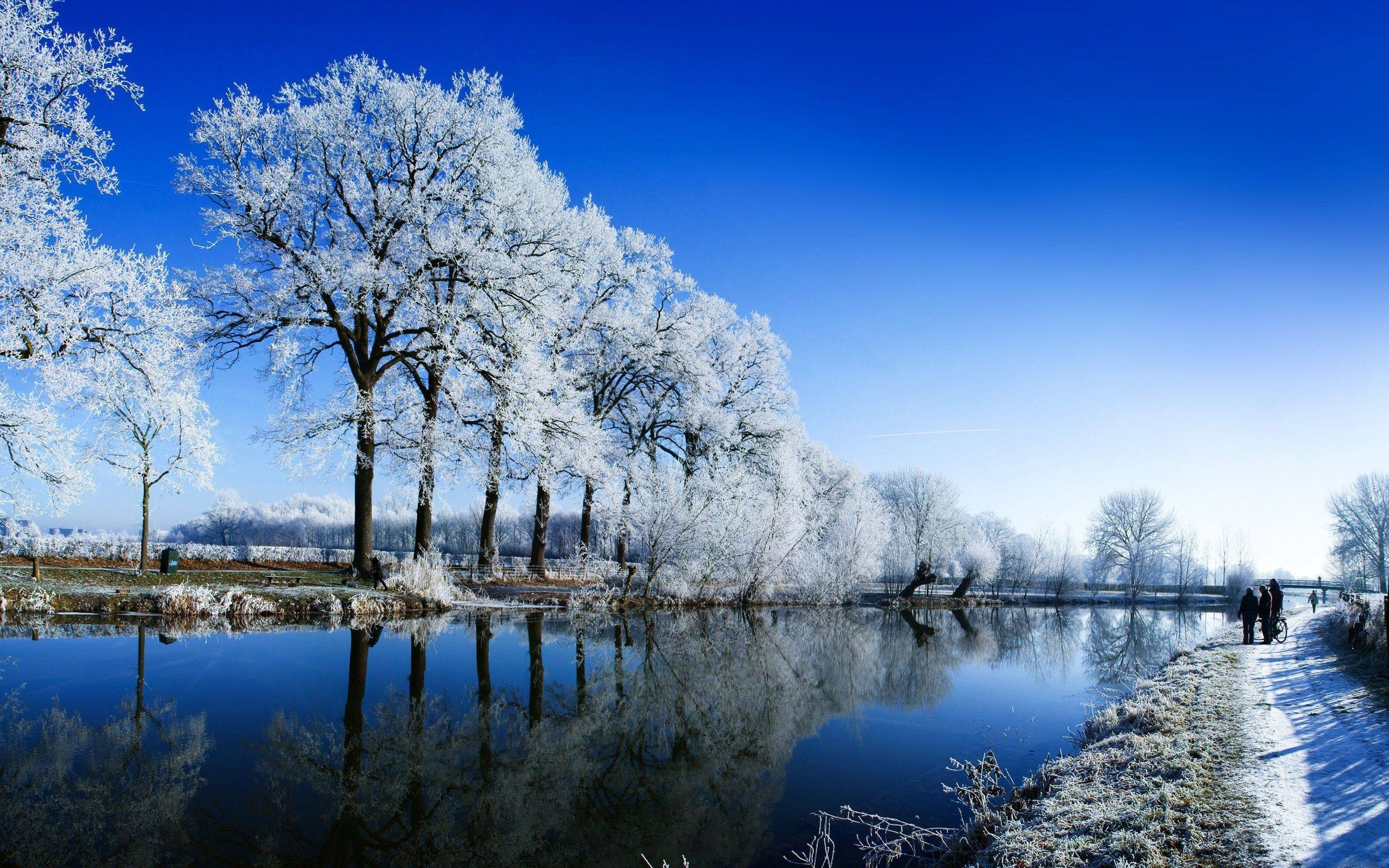 Winter Landscape Wallpapers Top Free Winter Landscape